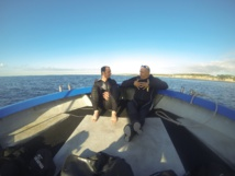 Le briefing, essentiel pour bien préparer la plongée