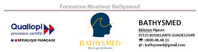Devenez moniteur Bathysmed 1er dégré - 5 jours de formation spécialisée
